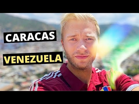 INSIDE CARACAS 2020 - The World's Most Dangerous City? (CARACAS, VENEZUELA - Solo Travel)
