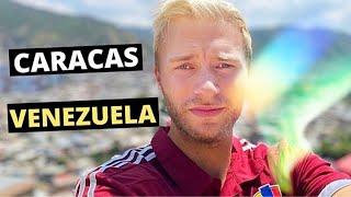 INSIDE CARACAS 2020 - The World's Most Dangerous City? (CARACAS, VENEZUELA - Solo Travel)