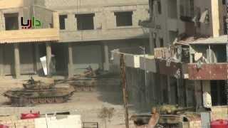 人間 vs 戦車 t 72 戦車が襲撃される syria