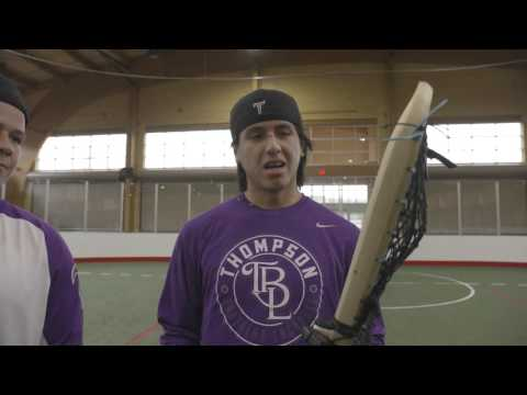 Thompson Brothers Wooden Stick Challenge | INTERLOCK Presented By NIKE Lacrosse