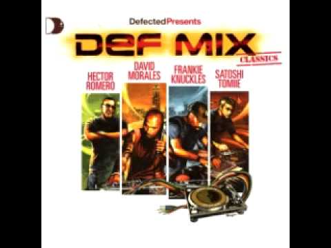 Defected Presents Def Mix Classics CD 1