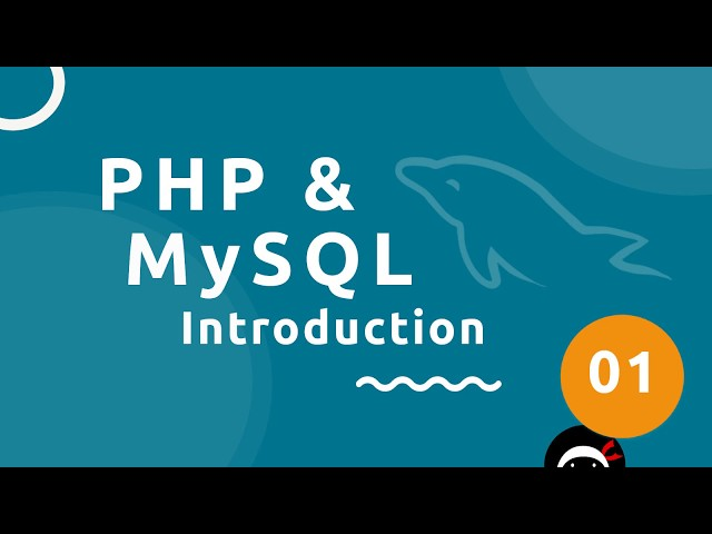 PHP Tutorial (& MySQL) #1 - Why Learn PHP?