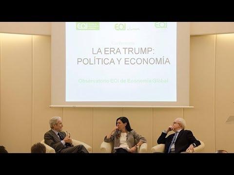 Conferencia La era Trump: política y economía - Observatorio EOI de Economía Global