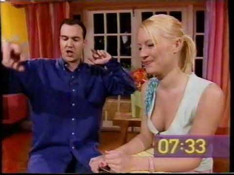 The Big Breakfast - News Headlines - 10th Jan 2001