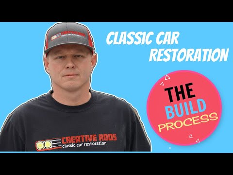 What Is The First Step To Restoring A Classic Car?
