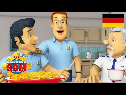 Feuerwehrmann Sam Deutsch Neue Folgen   Superhelden in Not - 1 STUNDE   Zeichentrickserie für Kinder