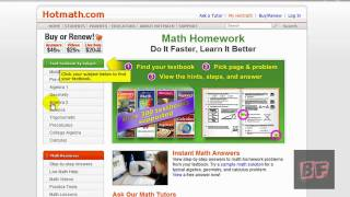 How to Cheat on your Math Homework!!  FREE ANSWERS FOR EVERY BOOK!!