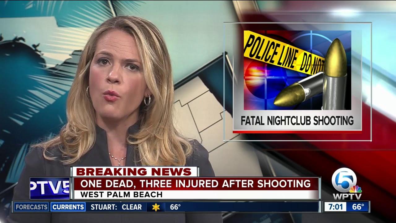 1 Dead 3 Injured In Nightclub Shooting