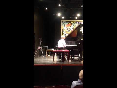 Cascade School of Music - Travis Fields Piano Performance