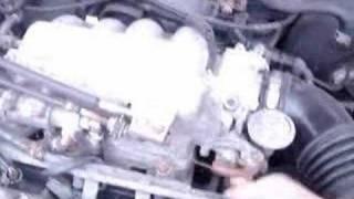 mY 1994 Mazda Protege DX