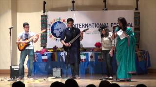 Tepper School International Festival 2015