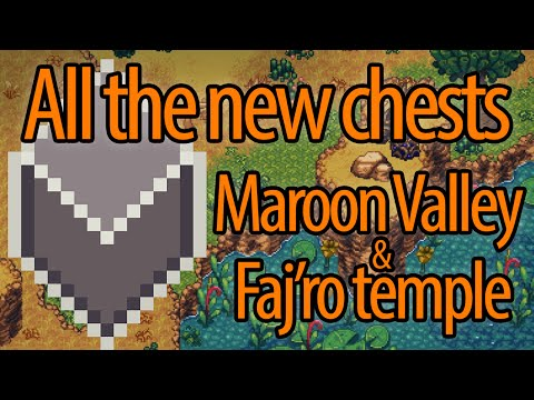 All chests in Maroon Valley (part 1) - Crosscode