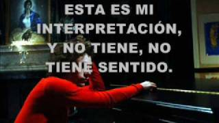 MY INTERPRETATION traduccion al español