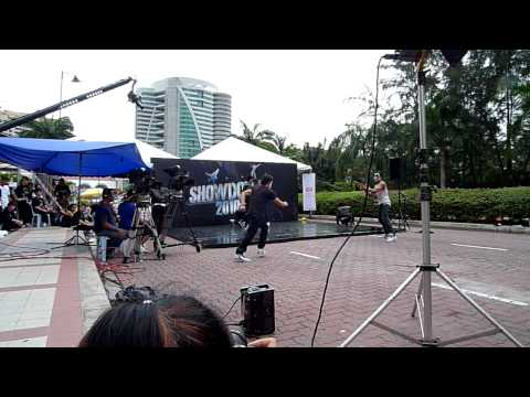 Showdown 2010 Audition - Wakaka Crew