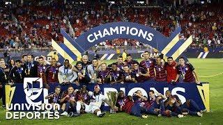 Estados Unidos superó 2-1 a Jamaica y se coronó campeón de la Copa Oro 2017