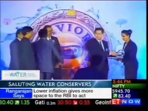 Water Digest Awards 2013