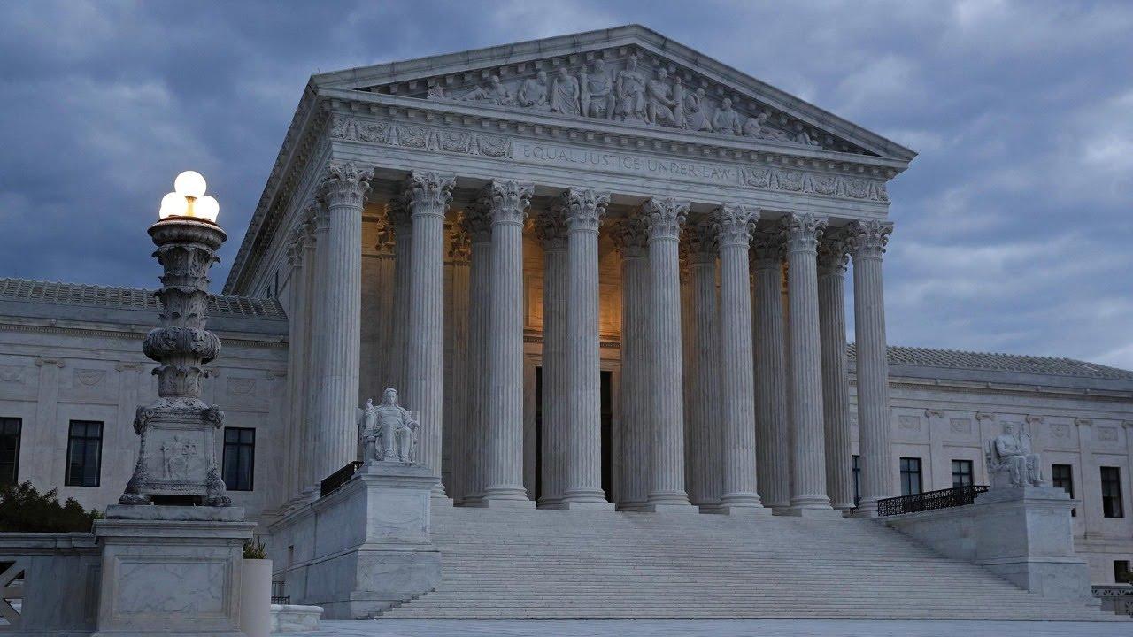 Listen Live: Supreme Court Hears Oral Arguments in Electoral College Cases | NBC News