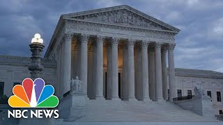 Supreme Court Hears Oral Arguments in Electoral College Cases | NBC News