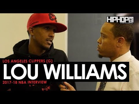 LA Clippers (G) Lou Williams Talks 2018 All-Star Game, 6th Man of the Year, MVP Like Season & More