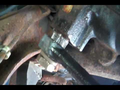 power steering fix - YouTube