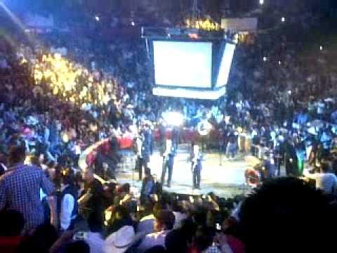 Palenque Texcoco Feria Del Caballo 2012 Youtube