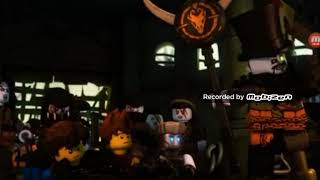 Lego Ninjago episode 86 iron and Stone  review