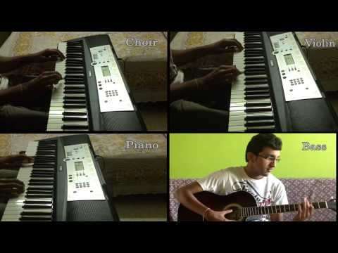 1 (Nenokkadine) Title Theme - Keyboard Cover