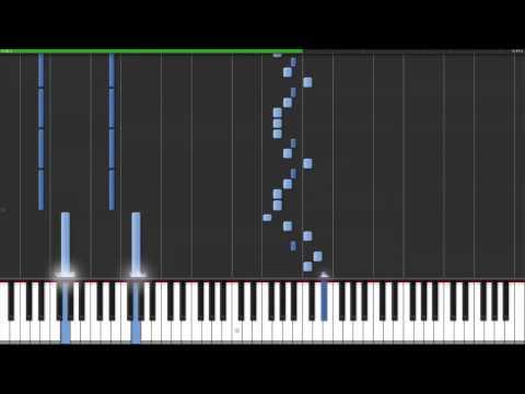 Teen Wolf Opening - Piano Arrangement