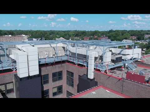 pro-R Ductwork Project Profile - Jefferson Community School