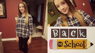First Day With Braces, Aug 2014