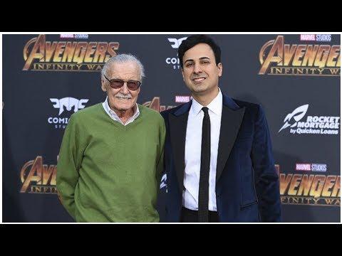 Stan Lee granted 3year restraining order against exadviser Keya Morgan, whom he accused of elde...