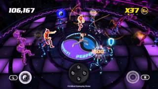 KickBeat Gameplay Demo