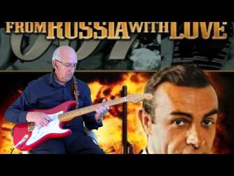 From Russia with love - John Barry - Instro cover by Dave Monk