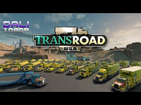 TransRoad: USA PC Gameplay