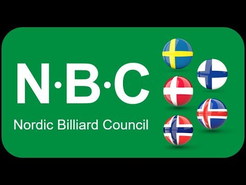 Nordic Championship 10-Ball 2018 - sunday- table 12