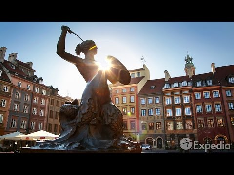 Warsaw City Video Guide | Expedia