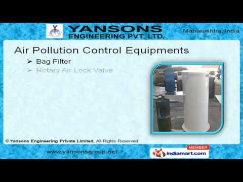 Air Pollution Control Equipments By Yansons Engineering Private Limited, Pune