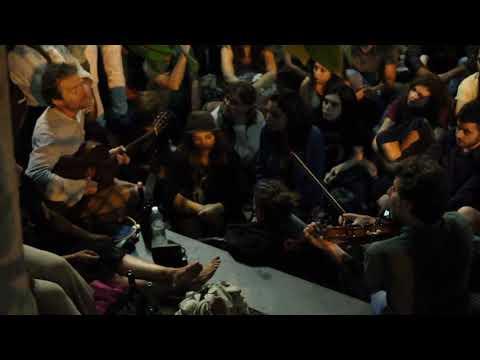 Damien Rice Aftershow @Zafferana Etnea feat Vincenzo Di Silvestro