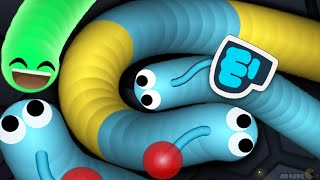 Slither.io ArcadeGo Skin Epic Kill Longest Snake In Slitherio! (Slitherio Best Moments)
