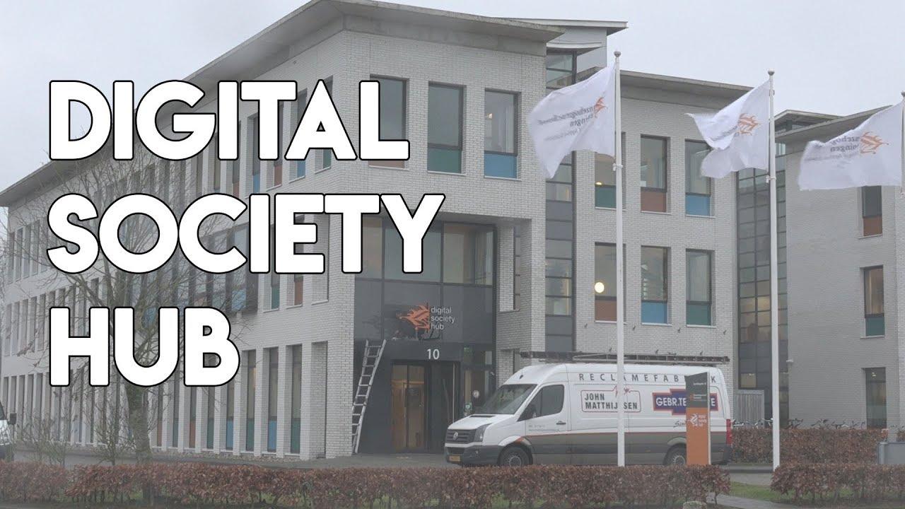 Digital Society Hub - Nieuw Media Ecosysteem