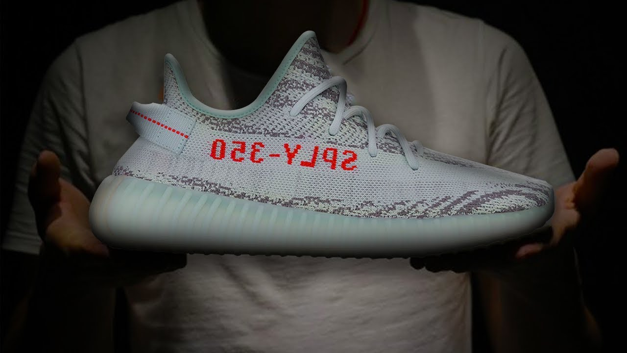 sports shoes 58131 83aff Do's and Dont's for Coping the Yeezy Boost 350 V2 Blue Tint for  Retail...Tips for better chances!