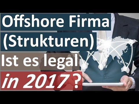 Anonyme Offshore Firma - Gesellschaft | Briefkastenfirma gründen in 2017 legal?