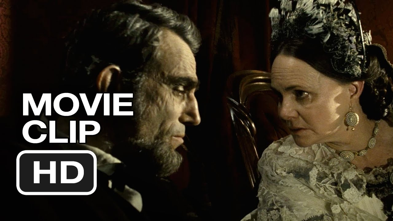Lincoln Movie Clip 4 Woe Unto You 2012 Daniel Day Lewis Movie Hd Youtube