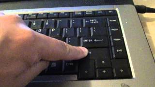 Toshiba Laptop Keyboard Not Working and Making Dull Click Sound