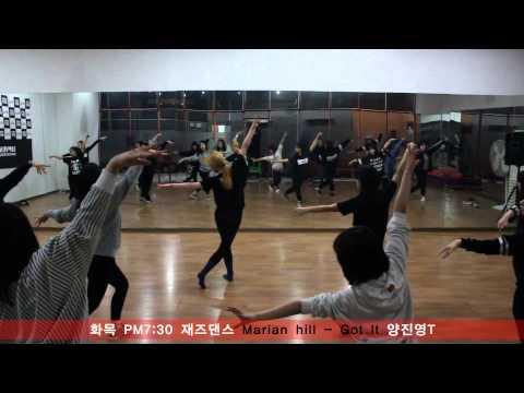 [NYDANCE]재즈댄스Marian Hill - Got It choreography by Yang Jin yeong Jazzdance/인천댄스학원/부천/계양구