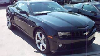 Chevrolet Camaro 2010 Black Concept Videos