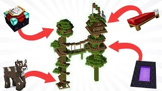How To Build A Jungle Survival Starter House!