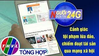 THVL   Người đưa tin 24G (11g ngày 16/10/2019)