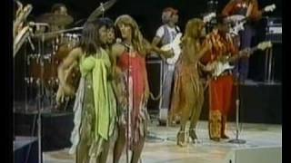 Ike & Tina Turner - Sexy Ida/Baby-Get It On/Bayou Song - The Midnight Special
