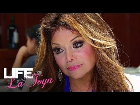 Sneak Peek: La Toya's Lunch with Father Joe Jackson | Life with La Toya | Oprah Winfrey Network